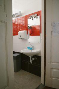 Casa de banho Lar Chuva de Prata